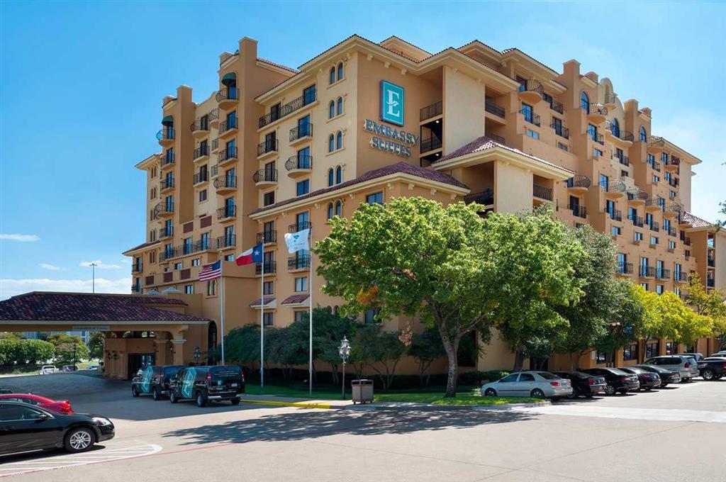 Emby Suites By Hilton Dallas Dfw Airport South Venue Als Enquire Today